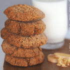 ginger and clove keto cookies