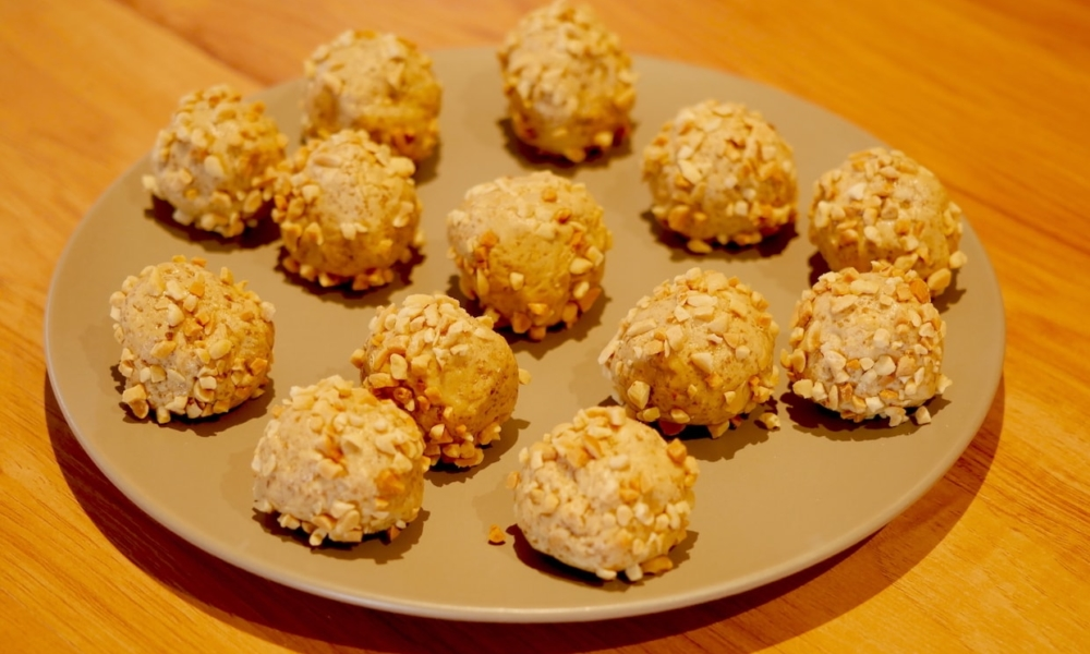 Peanut Butter Protein Ball