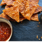 Keto Friendly Crispy Cheddar Cheese Chips