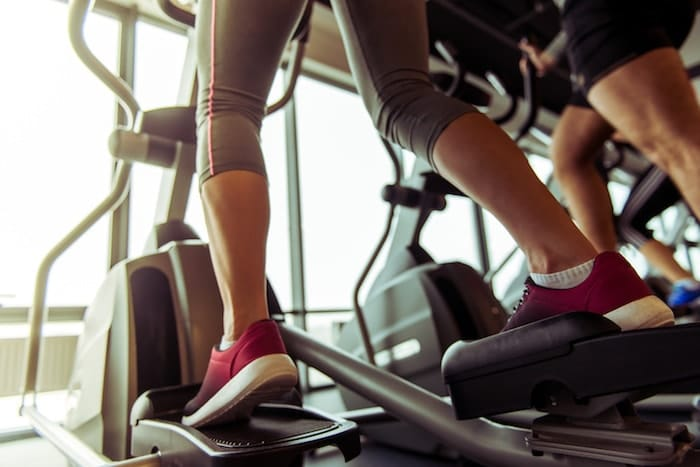 elliptical vs treadmill for toning