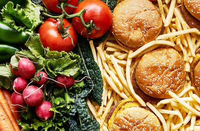flexible dieting foods