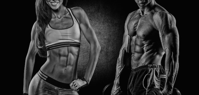 how long does it take to get abs women