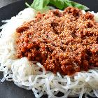 keto dinner spaghetti bolognese recipe