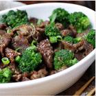 keto paleo beef with broccoli