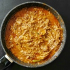 keto pulled pork chilli dinner recipe