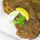 low carb beef schnitzels