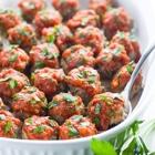 low carb meatballs recipe