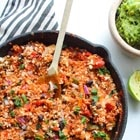 low carb mexican cauliflower recipe