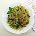 low carb vegan keto lo mein