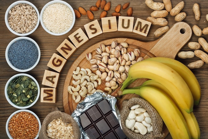 magnesium rich diet to stop sugar cravings