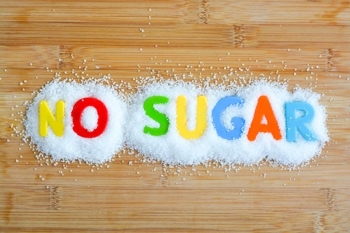 no sugar at all