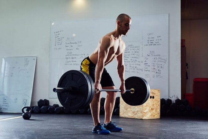 romanian deadlift form
