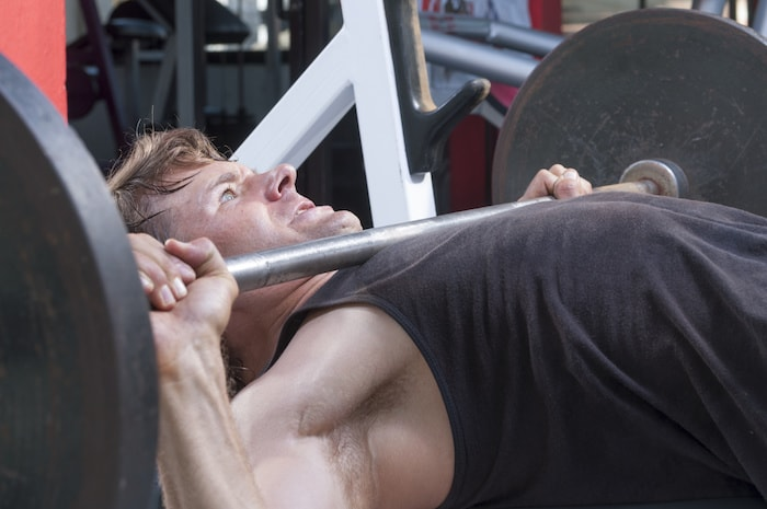 signs of overtraining bodybuilding