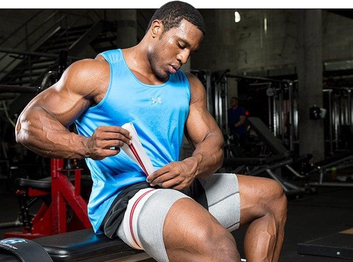upper thigh blood flow restriction