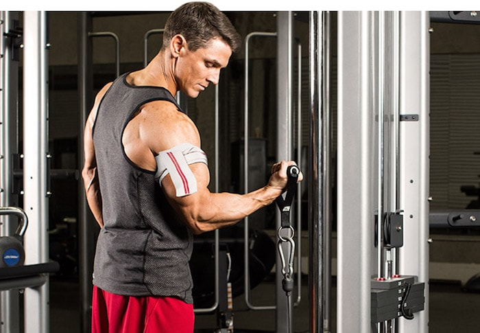 where to wrap for blood flow restriction