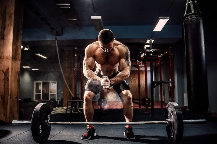 compound exercise deadlift