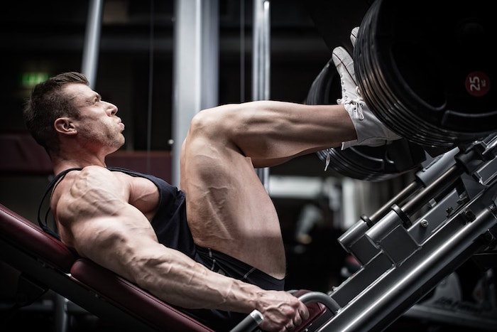 leg press compound movement