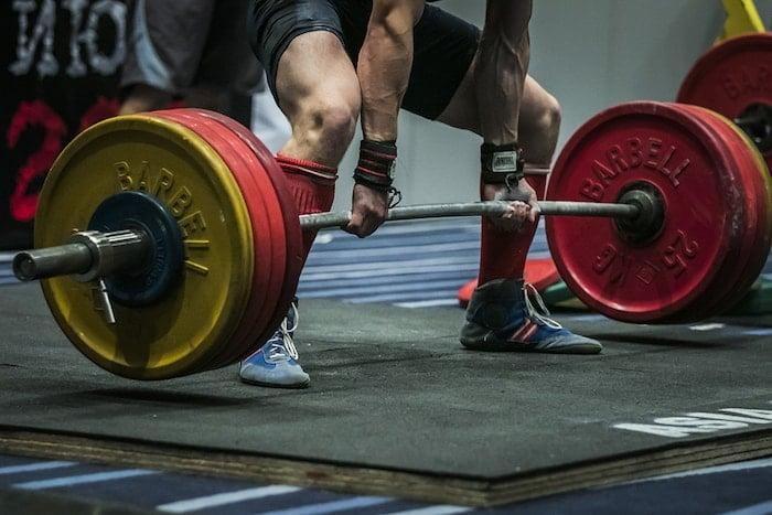 deadlift strength training