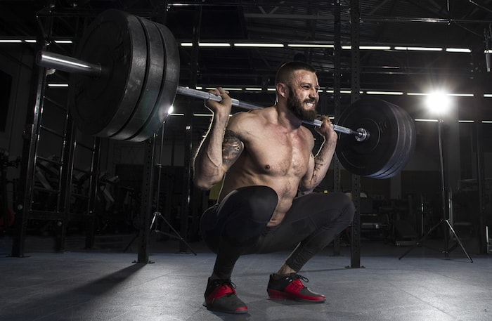 squatting for strength