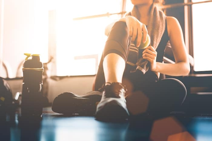 strength training recovery